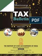 Tax Bulletin