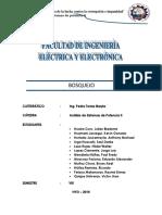 Sistema de potencia eléctrica