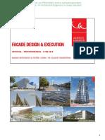 Facade Design and Execution