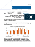 Q2 2019 GDP Report