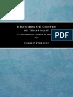 Histoires ou contes du temps passe-Charles Perrault.pdf