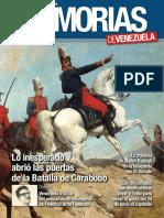 Fin de La Guerra Batalla de Carabobo