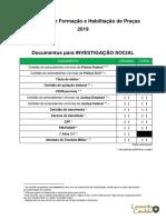 Guia de investigação social