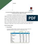 EJES POLÍTICA PÚBLICA APLICADOS A CARACTERIZACIÓN NUTRICIONAL DEL ARROZ CLAVADO