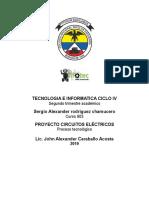 Tecnologia e Informatica Ciclo IV 2 Periodo