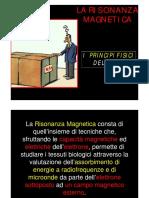 La Risonanza Magnetica slide