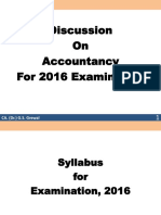 Discussion on Syllabus 2016 and New Topics.pptx