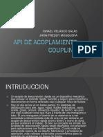 API de Acoplamiento