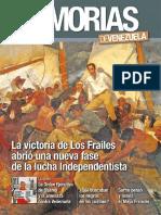 Venezuela Los Frailes Lucha Por La Independencia
