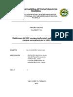 Informe 1 MANEJOFORESTAL