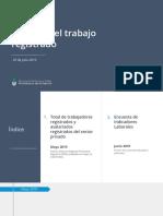 Reporte Laboral Mayo 2019