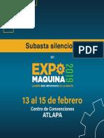 expo subasta