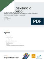 Modelo de Negocio Tecnologico