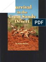 Survival in the Great Sandy Desert
