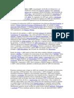 O Ácido Desoxirribonucleico