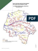 Carte sécheresse