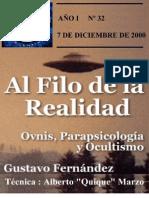 AFR 32 Biogenerador Egregoro