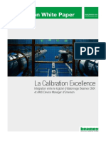 calibration Excellence FRA