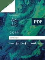 Catalogo Arte Joven 2017