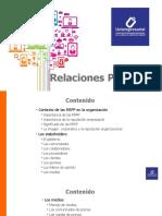 CÁTEDRA RELACIONES PUBLICAS