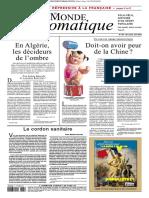 Le Monde Diplomatique - 04 2019