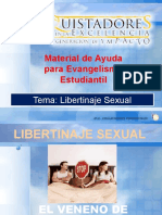 Libertinaje Sexual