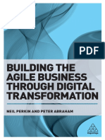 Building the Agile Business Through Digital Transformation_ How to Lead Digital Transformation in Your Workplace
