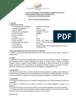 SPA - Practica Pre Profesional 2019-1