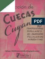 Seleccion de Cuecas Cuyanas