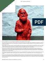 Marx, Revolucionario _ Letras Libres