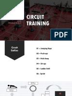 PE3 Circuit Training
