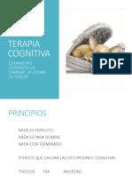 Terapia Cognitiva 10 Manera de Cambiar