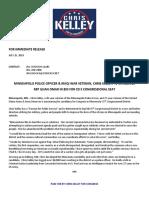 Kelley Press Release