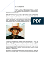 Pedro Pablo Atusparia