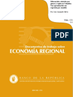 Diferencias Salariales Por Género y Región en Colombia (Galvis, 2010)