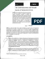 RESOLUCION N°658-2019-TCE-S4 (APLICACION SANCION)