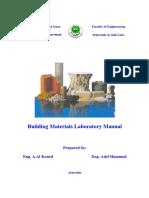 Material Testing Lab Manual