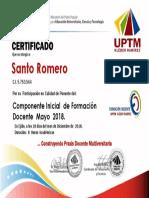 3._Santo Romero_ CERTIFICADO UPTM .pdf