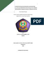 Nanda Najih_The 2nd Winner Bio Compact Research UNESA JAWA BALI_SMA DATUL ULUM 2 JIMBANG