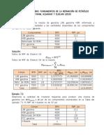 Ejemplo resuelto calculo presion de pavor de reid