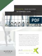 FitLogistix Brochure