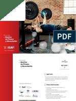 Monitor Fitness Musculacion