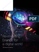 Future Re Inventing Finance for a Digital World
