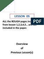 CSC441-Lesson-05.pptx