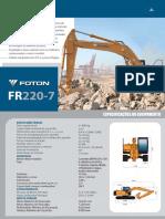FOTON FR220