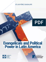 Pérez, JL - Evangelicals and Political Power in Latin America