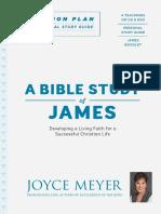 A Bible Study of James