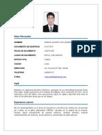 Ramos Quispe Cv