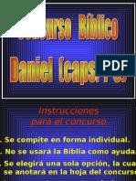 09Concurso Bíblico (Daniel 1-6).Ppt