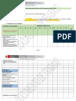 Formatos Para Planificaciòn